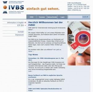 Website IVBS