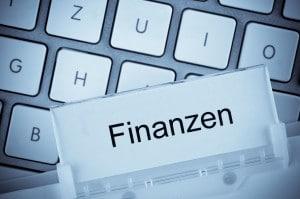 Hängeregister Finanzen