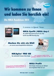 NIKA-Roadshow