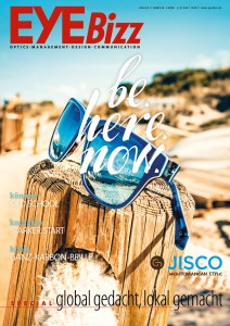 EYEBizz Titelseite Ausgabe 1.2016
