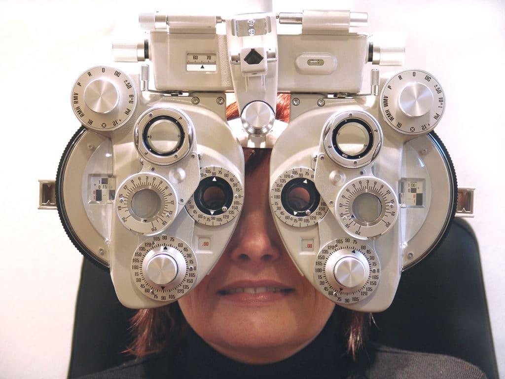 sehtest augenarzt oder optiker