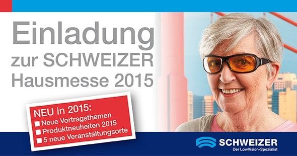 Schweizer Hausmesse 2015
