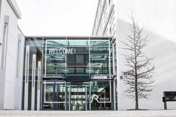 Rodenstock Hauptquartier in München