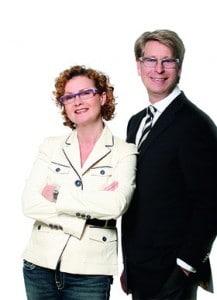 Evelin und Rolf Dieter Pleines