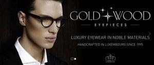 Luxus-Brillenhersteller Gold