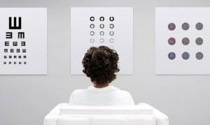 Augenoptik-Unternehmen Zeiss bietet Online-Sehtest Quelle: Zeiss