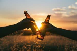 Welche Auswirkung hat Alkohol auf unser Auge?
