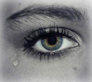 Tränen sind mehr als ein Ausdruck von Schmerz