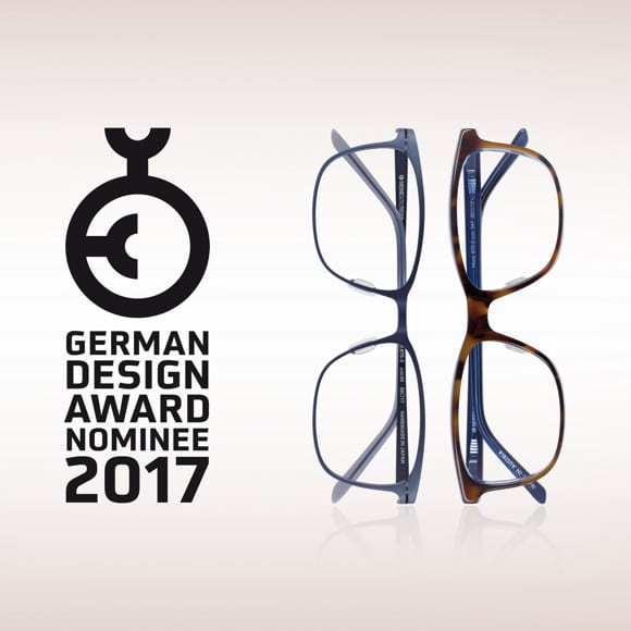 munic eyewear gleich 3 x nominiert f r den german design. Black Bedroom Furniture Sets. Home Design Ideas