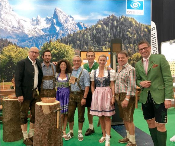 Essilor Austria auf Optik Austria