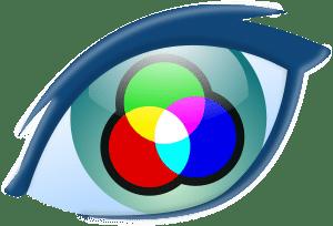 Auge und Farbsehen