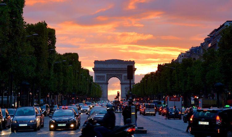 Paris /Frankreich