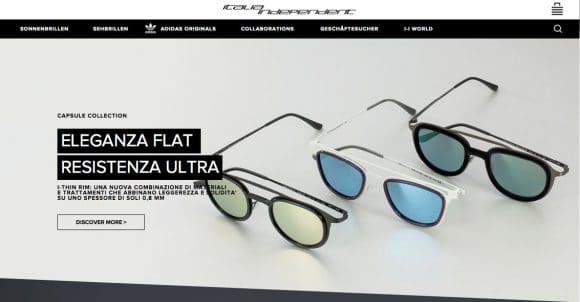 Italia independent-Website