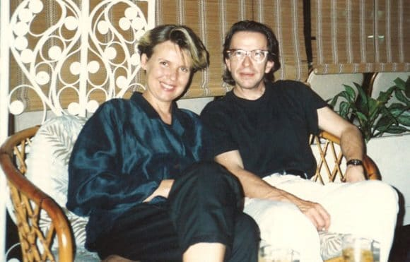 JFRey-Joelle und JeanFrancois-damals