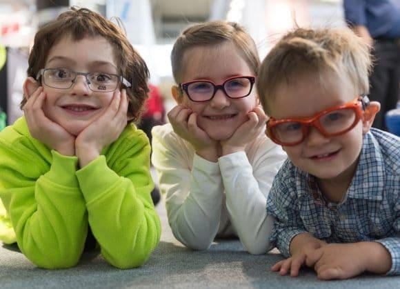 opti 2016-Kinderbrillen