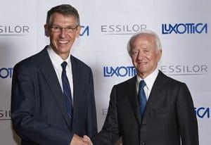 EssilorLuxottica: Fusion geplant