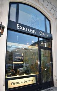 Rodenstock-Schaufenster Meisterwerk bei Optik Söhnges
