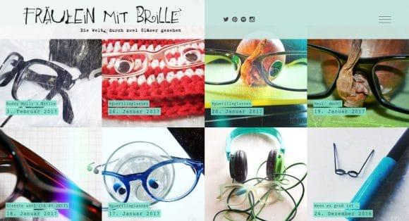 Blogger-blog brillenfraeulein-screenshot