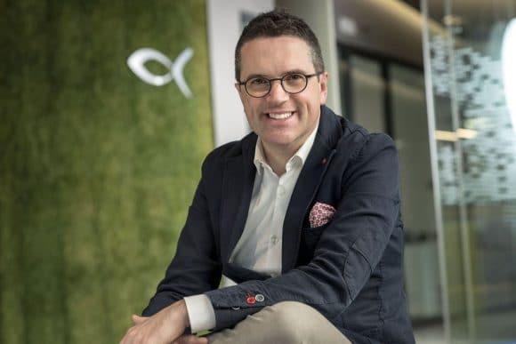Pramaor-CEO Nicola Del Din
