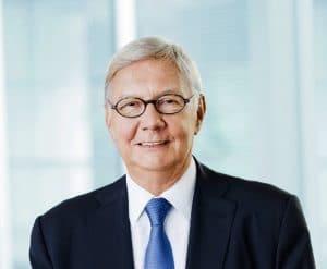 Dieter Kurz, Aufsichtsratvorsitzender bei Zeiss