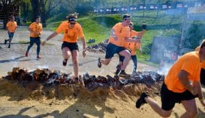 R +H Reebok Spartan Race