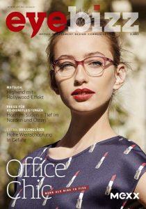 eyebizz Titelseite Ausgabe 3.2017