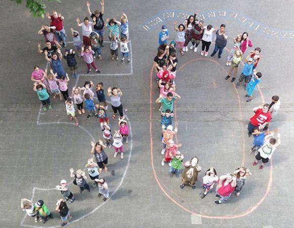 Albrecht-Dürer-Schule für sehbehinderte Kinder in Mannheim feiert 50 Jahre Bestehen