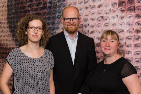 Bausch + Lomb Pharma DACH_Doreen Uhlmann, Stephan Bobzin, Jana Sucker