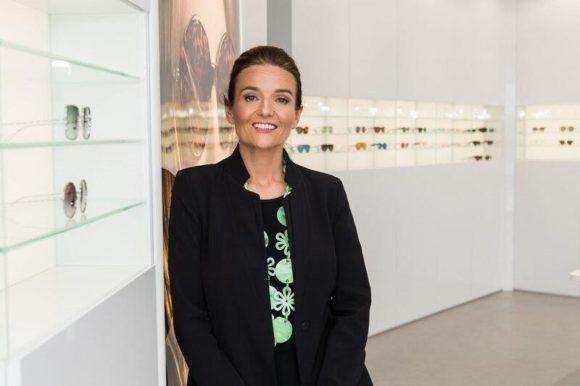 Luisa Delgado, CEO Safilo