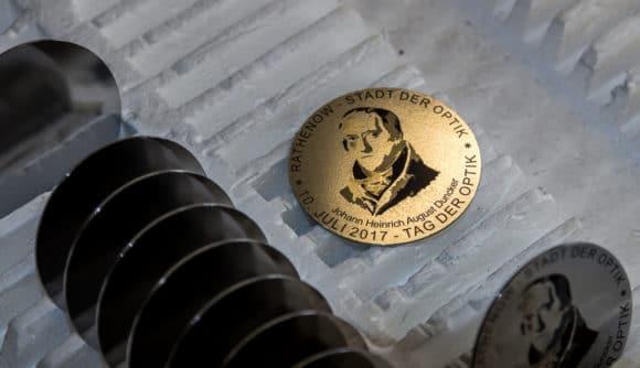 Duncker Medaille