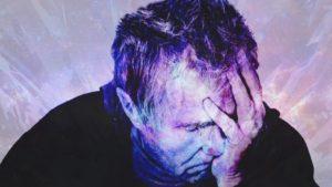 Kopfschmerz-Attacke