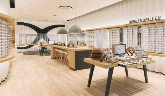 Mister Spex_Store Bochum_Innenansicht