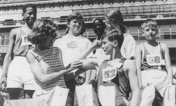 Special Olympics_Eunice Kennedy Shriver_1968_screenshot