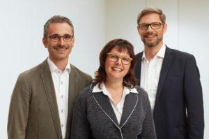 Deutsche Augenoptik AG: neuer Vorstand_S Ruediger_V Burghardt_J Hoffmann