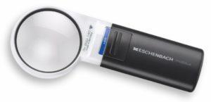 Eschenbach Optik: Paket für Präqualifizierung für Vergrößernde Sehhilfen - hier mobilux LED 5 x