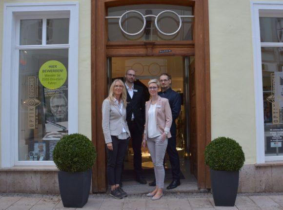 eyebizz 5-2017: Augen-Screening - Team von Optik Deuscher