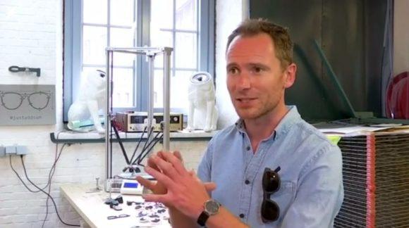 Stern-Video: Brillen aus Plastikmüll macht Sebastiaan de Neubourg