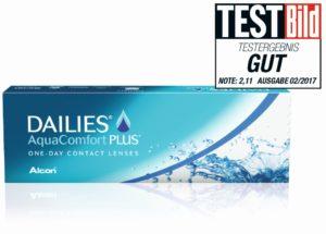 Alcon startet Medien-Kampagne zu Ein-Tages-Kontaktlinsen