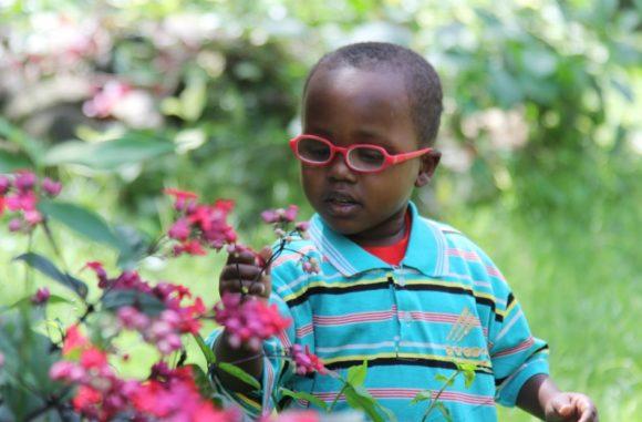 CBM: Welttag des Sehens - Blindheit vermeiden wie bei Hemedi