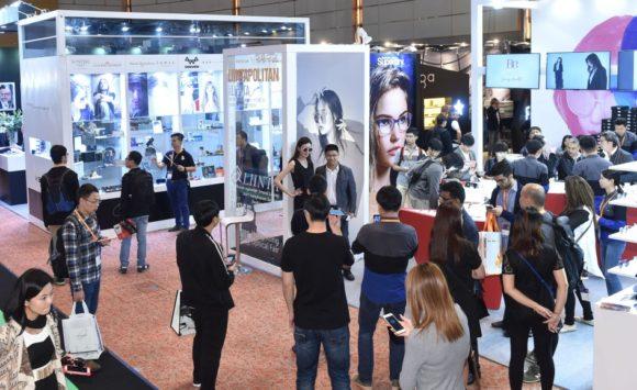 Hong Kong Optical Fair: Messe-Impression 2016