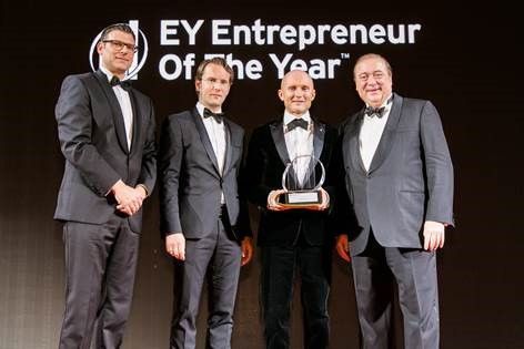 Michael Pachleitner: Entrepreneur of the Year 2017