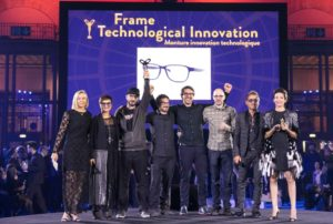 Rolf Spectacles: das Team bei der Preisverleihung des Silmo d'Or 2017