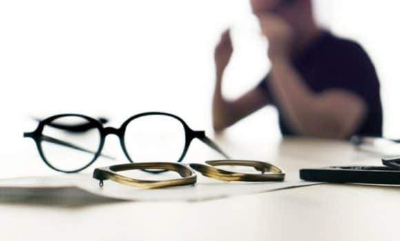 eyebizz: Hornbrillen - Heiner Schwär