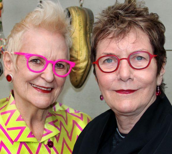 l.a.Eyeworks: die beiden Gründerinnen