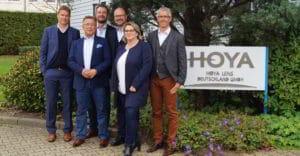 Hoya stärkt den Vertrieb