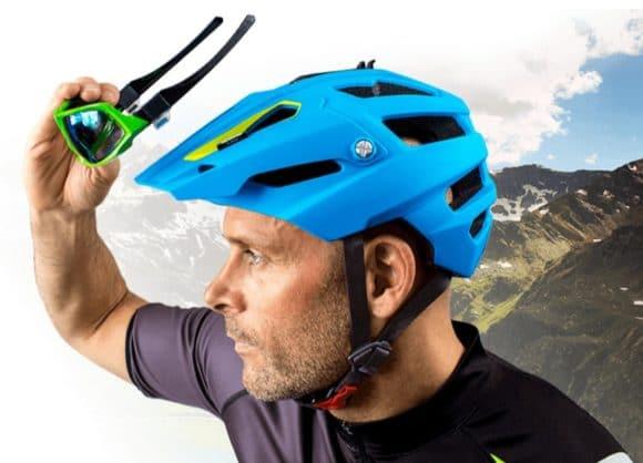 StiQx - Magnethalterung für die Sportbrille