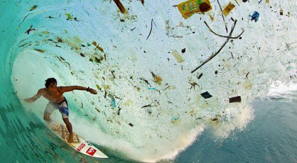 sea2see: plastic waste in the ocean