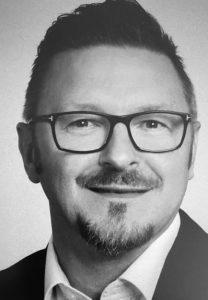 Charmant: Gebietsleiter Gerhard Kerbstadt