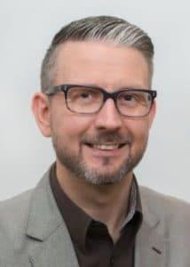 Charmant: Gebietsleiter Markus Reinhardt