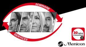 Menicon Deutschland: KeyVisual 30 Jahre